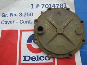 1957 58 59 60 61 62 63 64 1965 Corvette Fuel Injection Diaphram Cover Nos Gm