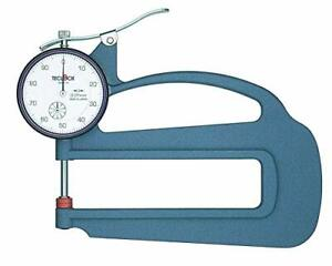 Teclock Sm 114 Dial Thickness Gauge Measurement Range 0 10mm Japan With Tracking