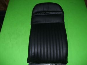 01 C5 Corvette Seat Back Insert Leather Pad Cushion Project Cover Upholstery 1