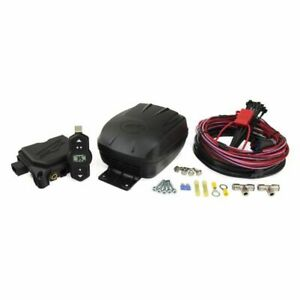 Air Lift 25980 On board Vehicle Air Compressors Wireless 12v Dc Kit New