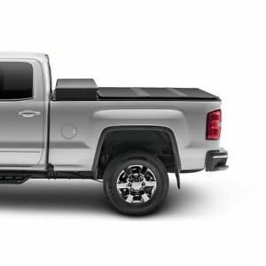 Extang 84410 Solid Fold 2 0 Tool Box Tonneau Cover For 09 14 Ford F150 6 6 Bed