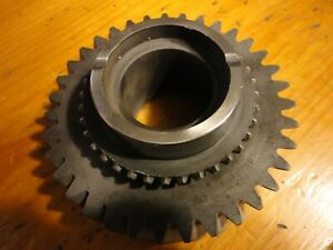 Mopar A833 4 Speed Transmission 23 Spline 1st Gear 35 Tooth Cuda Road Runner