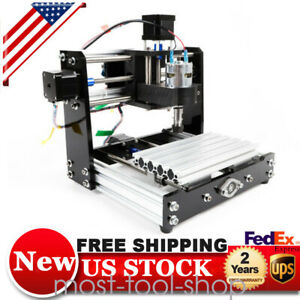 3 Axis Cnc Router Engraver Engraving Cutting Pvc 1018 Metal Wood Milling Machine
