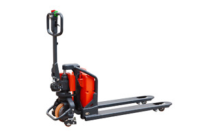 Noblelift Spte33x Semi electric Pallet Jack 3 300 Lbs Capacity 27 w X 48 l