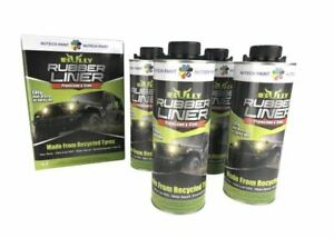 Bullyliner Bed Liner No Gun 4 1 Litre Cans 1 Gallon