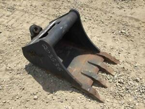 18 Wain Roy Excavator Tooth Bucket Hdm30 Quick Attach 38mm Pin Stock 203536