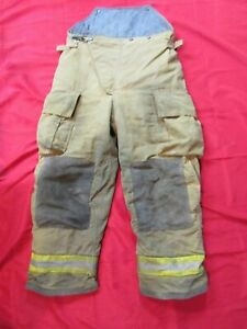 Globe Gx 7 38 X 30 Firefighter Turnout Bunker Pants Gear Fire Prepper Towing