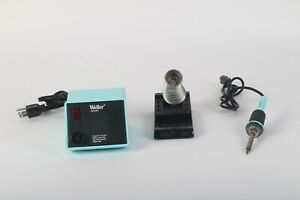 Weller Wtcpt Temperature Controlled Soldering Station W Tc201t Iron And Holder