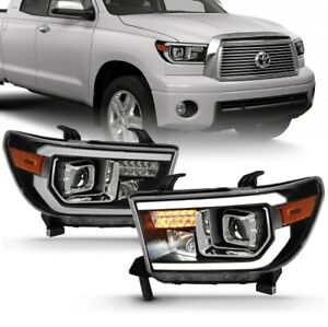 Anzo 111447 Halogen Projector Light Bar For 07 13 Tundra 07 13 08 16 Sequoia