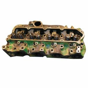 Remanufactured Cylinder Head With Valves John Deere 6320 6110 6110 6420 6420