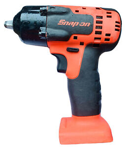 Snap On Cordless Ct8810ao 3 8 Impact Wrench Pink Tool Only perfect 088