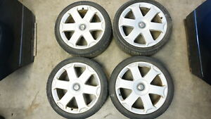 18x8 Et 45 Wheel Set 2005 Audi S4
