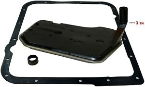 Acdelco Tf289 Professional Automatic Transmission Fluid Filter Kit