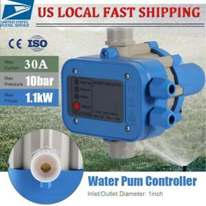 Automatic Electronic Switch Control Water Pump Pressure Controller New