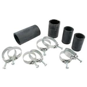 Radiator Air Cleaner Hose Kit W Clamps Fits Case International Harvester Fits
