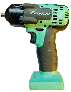 Snap On Cordless Ct8810g 3 8 Impact Wrench Perfect Working Condition Tool Only