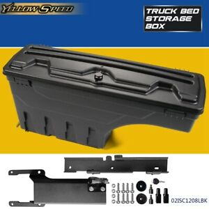 Rear Driver Side Truck Bed Storage Box Toolbox For Ford F 150 2015 2019