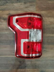 Ford F150 F 150 Tail Light Lamp 2018 2019 W o Led Lh Driver Side F 150