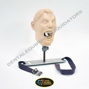 Dental School Patient Simulator System By Kilgore Chair Mount Style