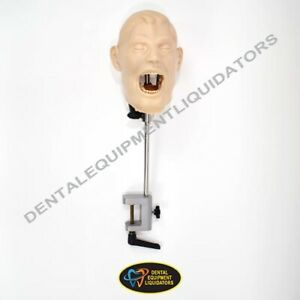 Dental School Patient Simulator System By Kilgore Table Mount Teaching Aide