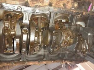 1962 Fairlane Core Engine 8 221 stuck No Pan 682329