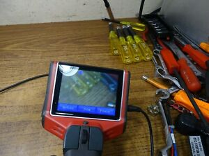 Matco Tools Pro1000 Inspection Camera Pre Owned No Battery