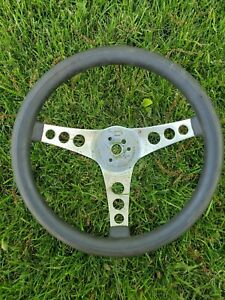 The 500 Superior Performance Rat Rod 12 Chrome Steering Wheel Ford Hub