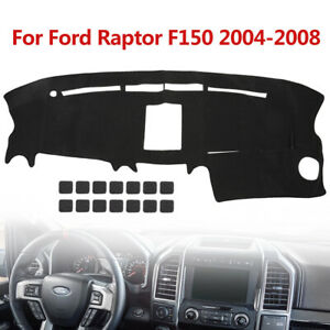 Auto Car Dashboard Cover Dash Mat Pad For Ford F150 2004 2008 Temperature Lower
