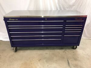 Snap On Tool Box Classic 96 Kra2432 In Nj Can Deliver Or Ship Similar Kra2423