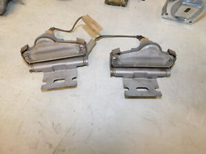 1966 Cadillac License Plate Lights
