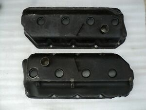 Original Mopar 66 69 426 Hemi Valve Covers Coronet Charger Superbee