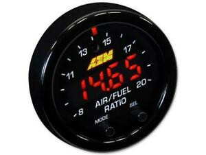 Aem 30 0300 X Series Gauge Wideband Afr O2 Uego Air Fuel Ratio 2 1 16