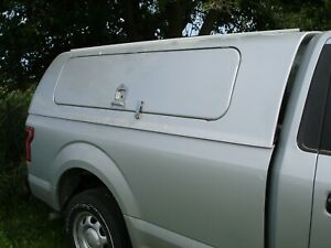 Truck Cap Shell For A 8 Foot Long Bed 2017