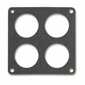 Holley 108 99 Base Gasket Fits W Models 1150 1250 Dominator 0 060 In Thi New