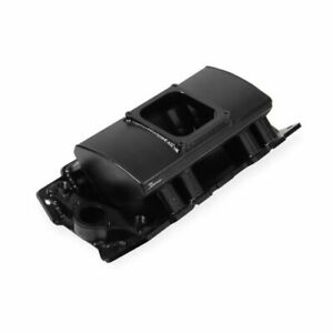 Holley 835162 Sniper Sheet Metal Fabricated Intake Manifold For Bb Chevy New