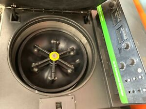 Dupont Sorvall Rc 3b Refrigerated High Capacity Floor Centrifuge