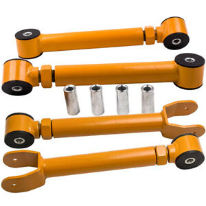 Adjustable Front Rear Upper Control Arms 0 8 For Jeep Grand Cherokee Zj