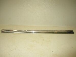 53 1953 Pontiac Chieftain Right Front Door Exterior Molding Trim Moulding Spear