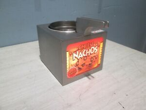 apw Hd Commercial Lighted Heated Nachos Cheese Sauce Warmer Dispenser Server