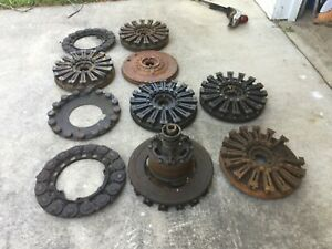 Model T Ford Transmission And Clutch Parts Large Assortment