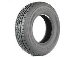 2 New 265 65r17 Delta Sierradial A s Plus Tires 265 65 17 2656517