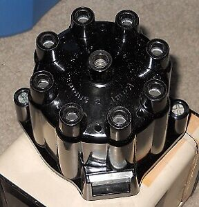 Nos 1963 64 Corvette Fuel Injection V8 Distributor Cap