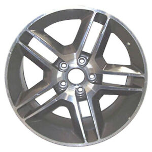 03811 Refinished Ford Mustang 2010 2010 18 Inch Wheel Rim Oe