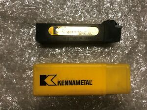 Kennametal Lathe Tool Holder 204d Square Shank Indexable