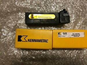 Kennametal Lathe Tool Holder 246d Square Shank Indexable