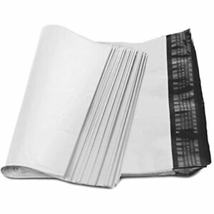 Poly Mailers 24x24 Shipping Bags 24 Pack Of 50 White Xl Large Envelopes 2 5