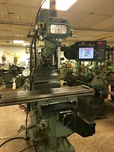 Swi Southwestern Industries Trak K3 Cnc Vertical Mill With Sm 2 axis Control
