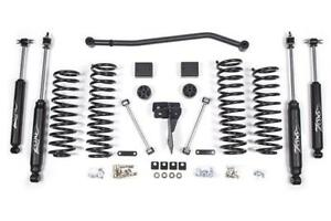 Zone 4 Inch Coil Spring Lift Kit With Fox Shocks For Jeep Jk 4 Door