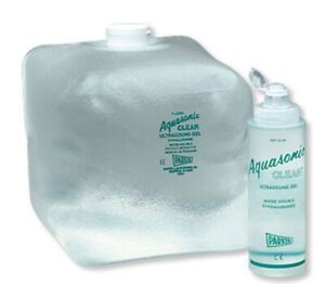 5 Liters With Dispenser Aquasonic Clear 100 Ultrasound Transmission Gel