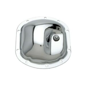 Transdapt 9238 Dana 25 27 30 10 Bolt Chrome Differential Cover Only New